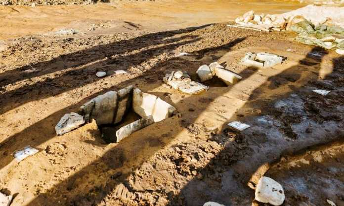 tumbas de la edad del bronce