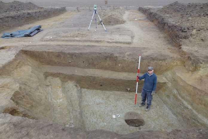 zanja defensiva romana gran bretaña