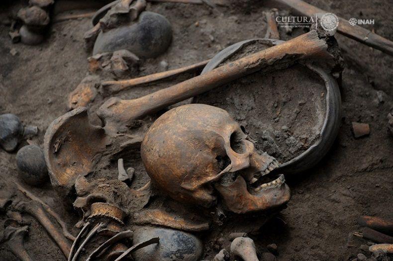 espiral esqueletos mexico tlalpan