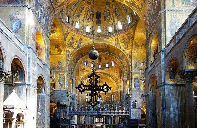 nave basilica san marcos