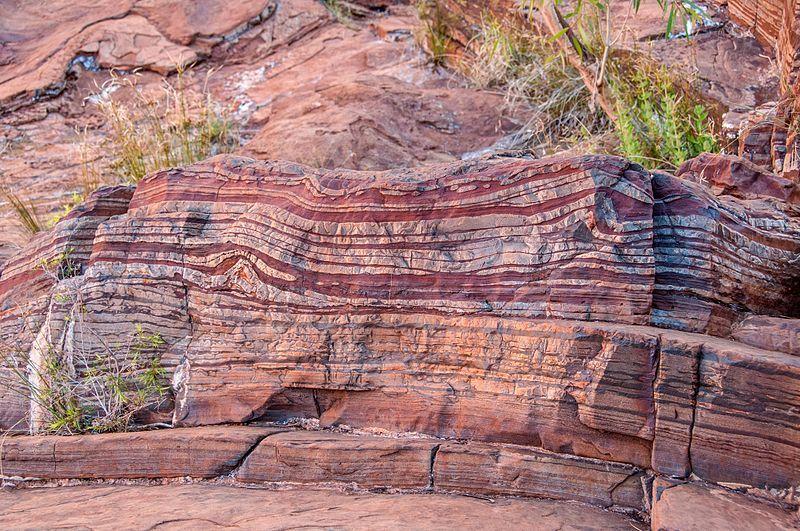 formaciones hierro bandeado