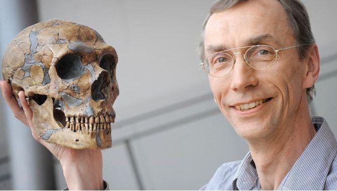 padre del genoma neandertal