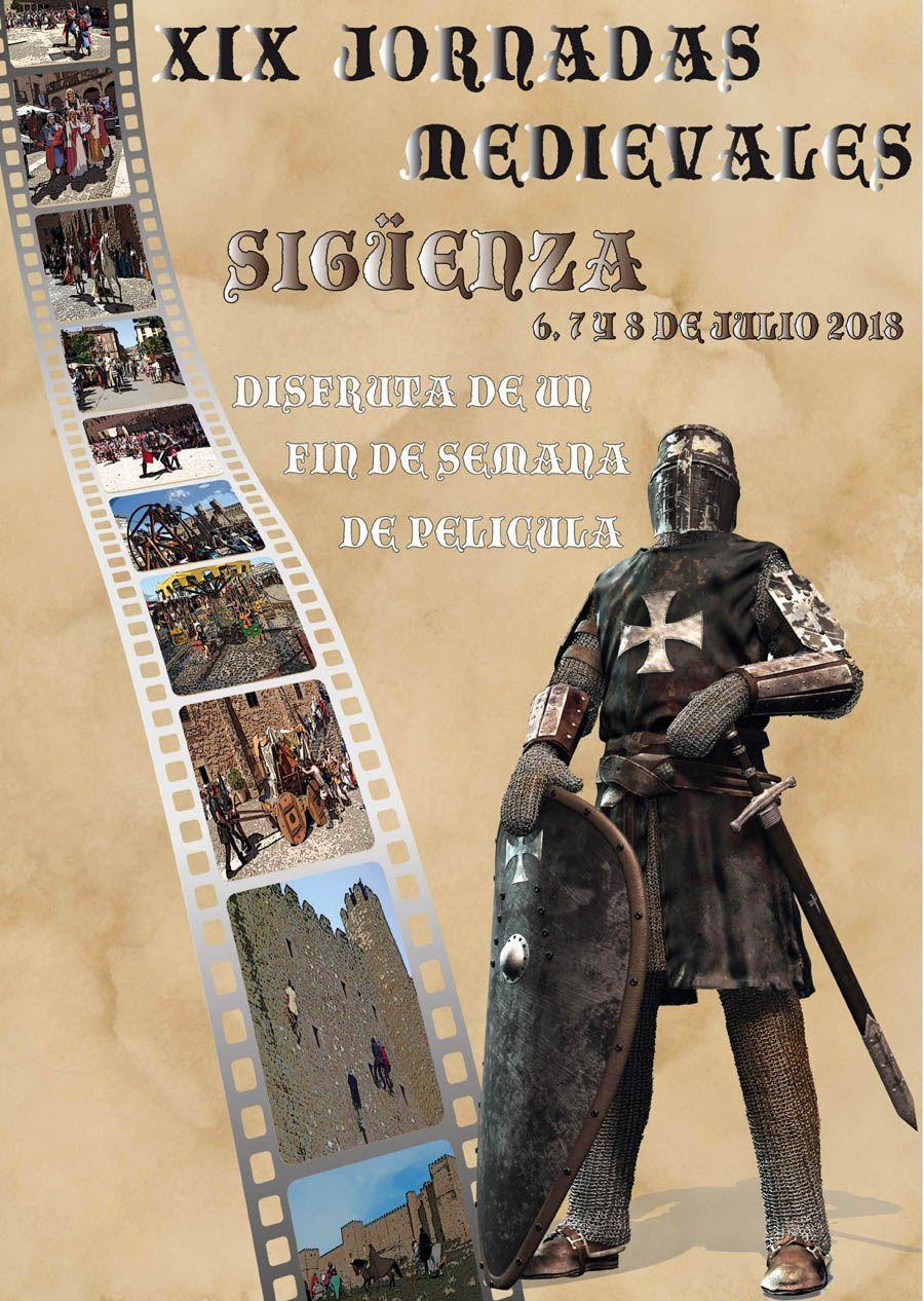 jornadas medievales siguenza