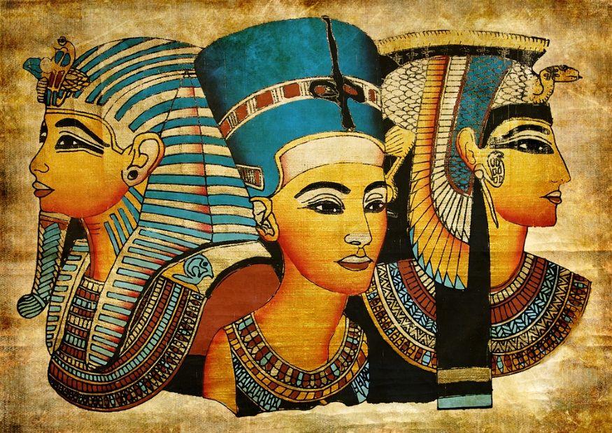 Cronología Y Lista De Faraones Y Gobernantes De Egipto Red Historia