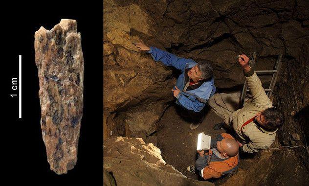 hija neandertal y denisovano