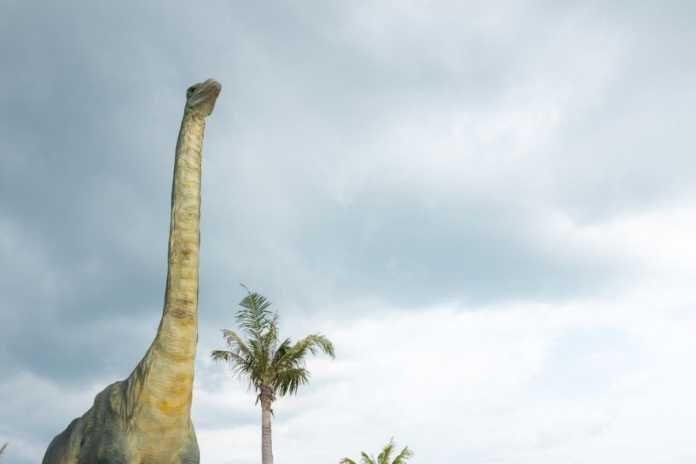 dinosaurio Supersaurus