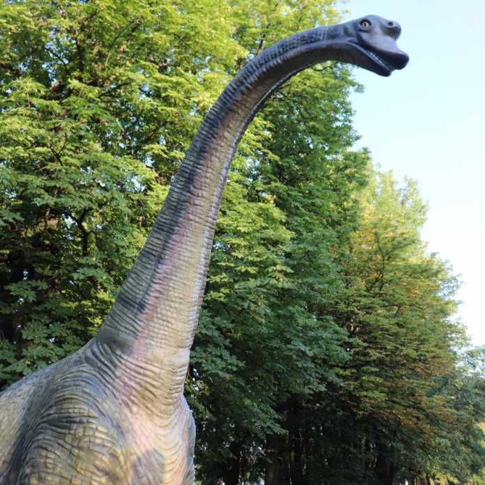 ultrasaurus dinosaurio