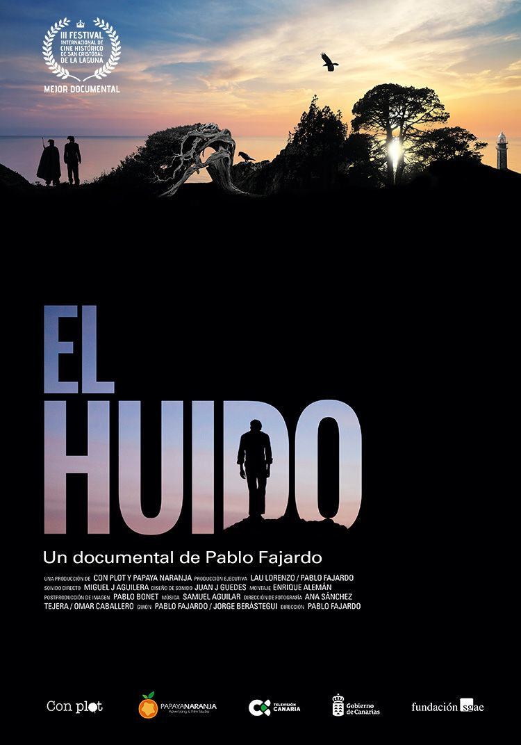 caratula el huido documental