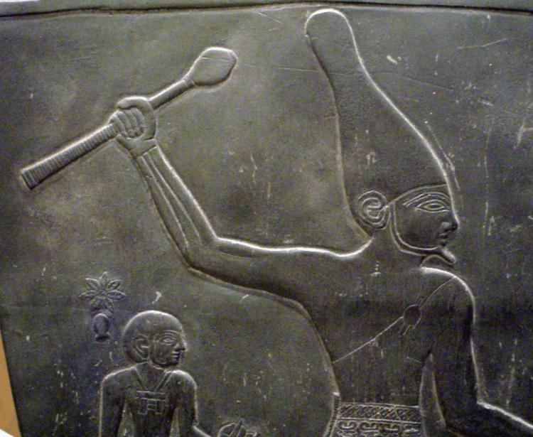 menes faraon i dinastia