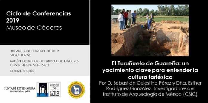 Turuñuelo de Guareña conferencia