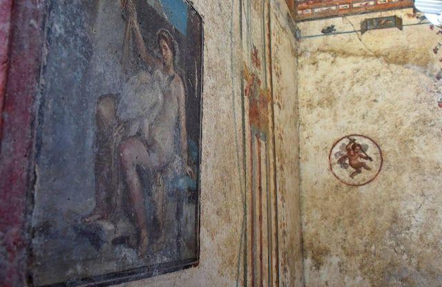 detalle habitacion pompeya
