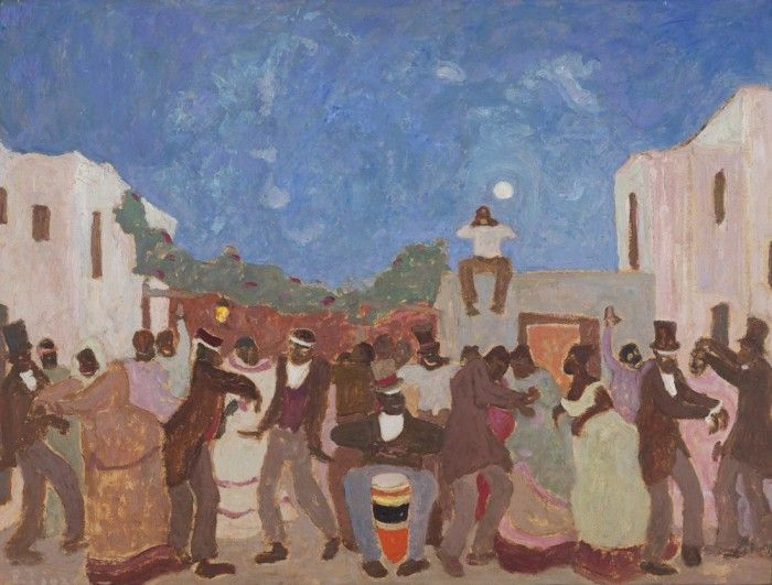 pedro figari candombe