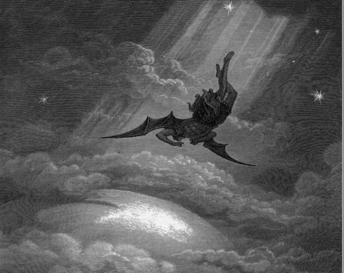 angeles caidos quienes son