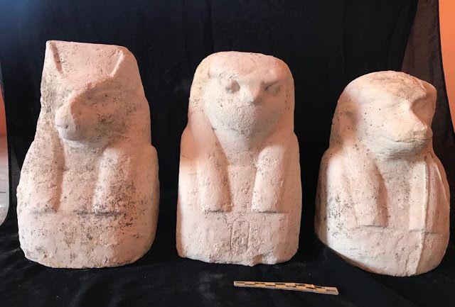 estatuillas egipcias