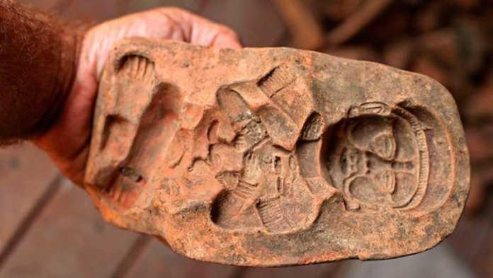 taller estatuillas mayas