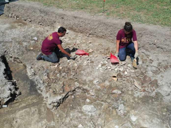 arqueologos anforas romanas italia