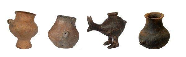 biberones prehistoricos