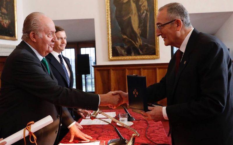 Premio de Historia Órdenes Españolas