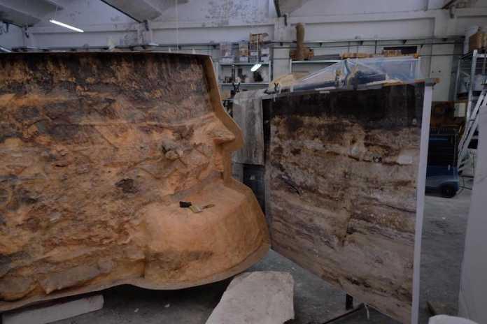 replica cueva risco caido canarias