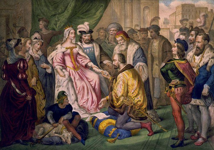 colon y reyes catolicos
