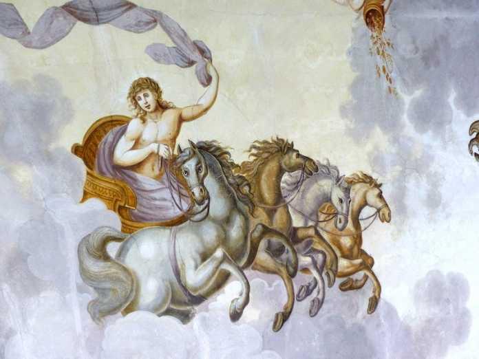 helios dios sol