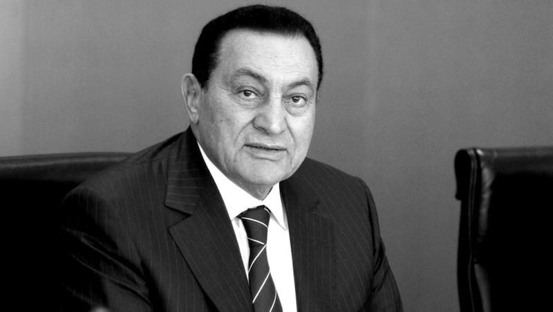 hosni mubarak egipto
