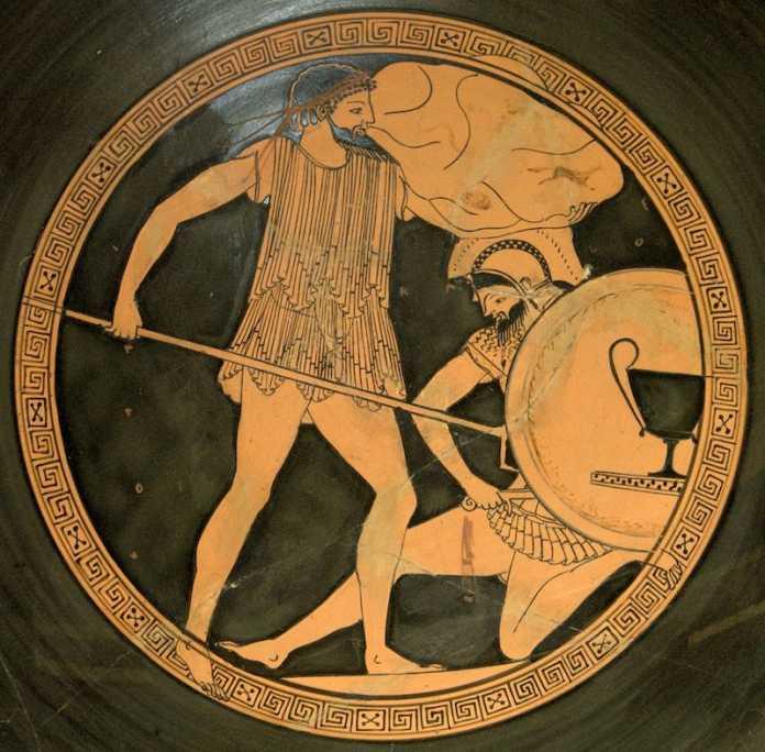 gigantes mitologia griega