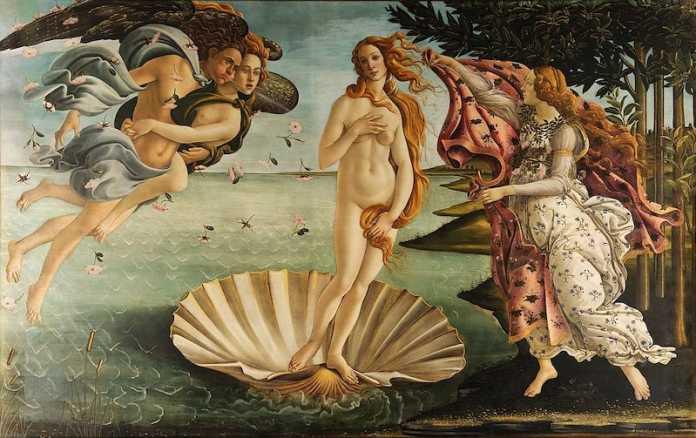 afrodita mitologia griega