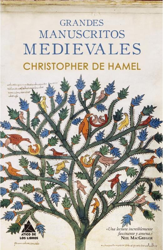 portada grandes manuscritos medievales