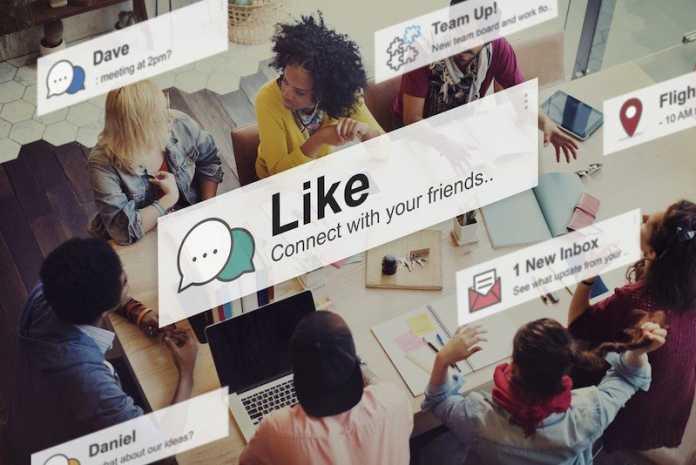 historia de las redes sociales importantes