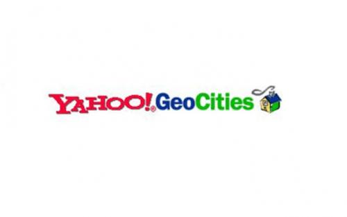 logo de geocities