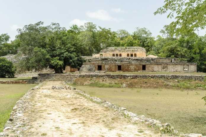 carretera maya