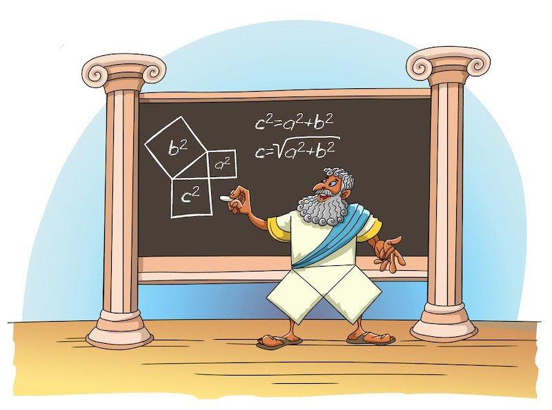 pitagoras y teorema