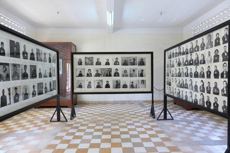 museo del genocidio camboya