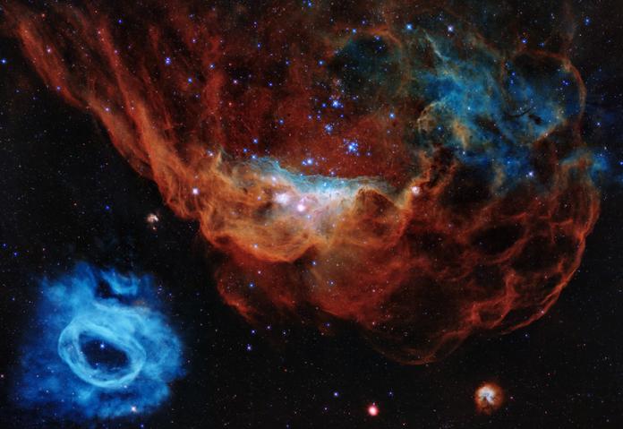 telescopio hubble aniversario