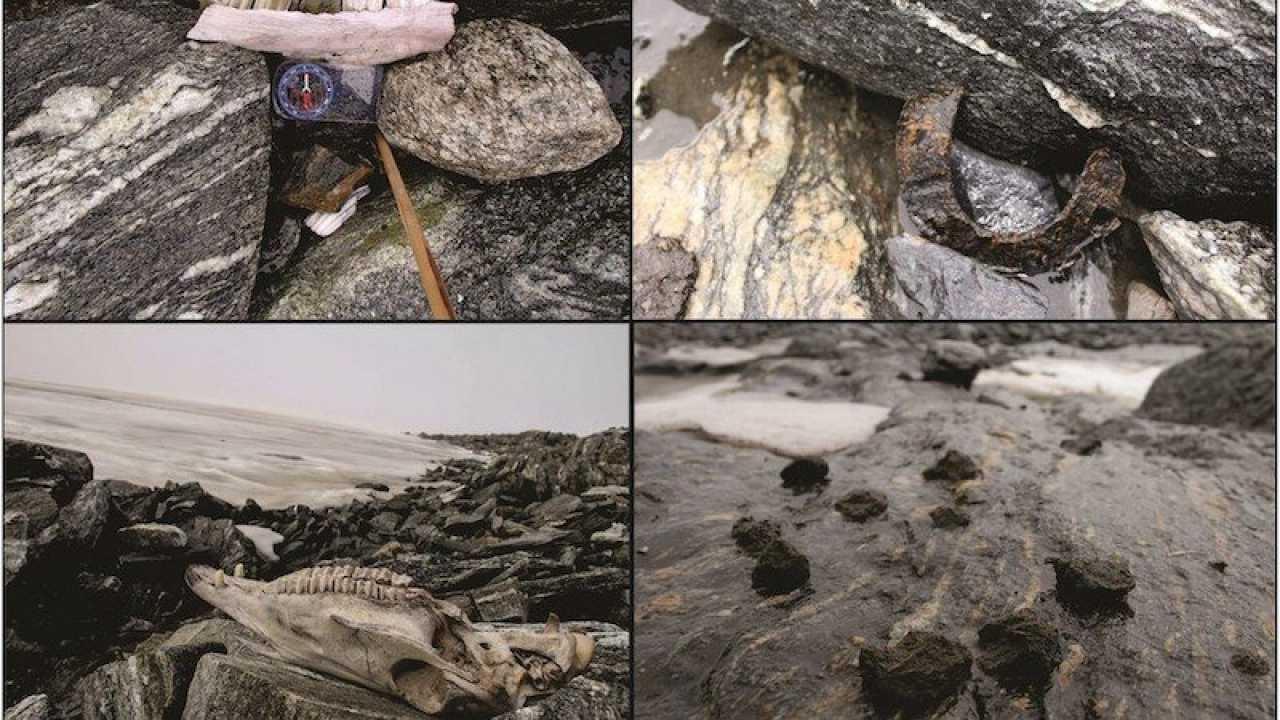 Un glaciar en Noruega se derrite y deja al descubierto objetos de los  vikingos   Red Historia