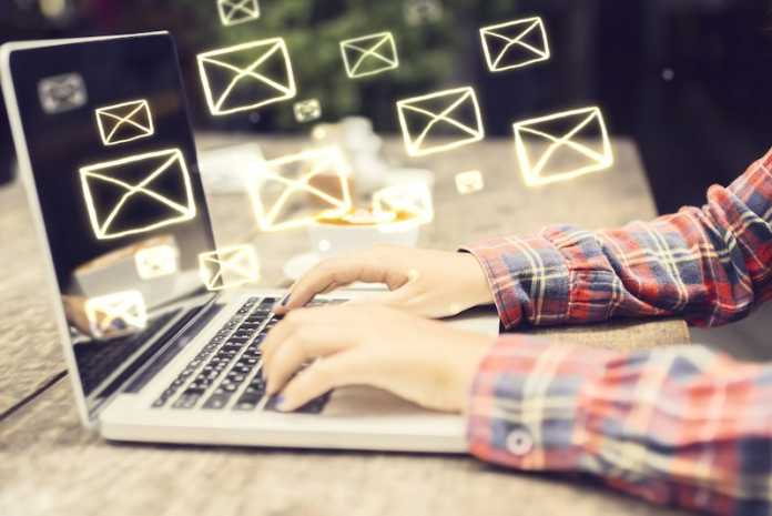historia del email