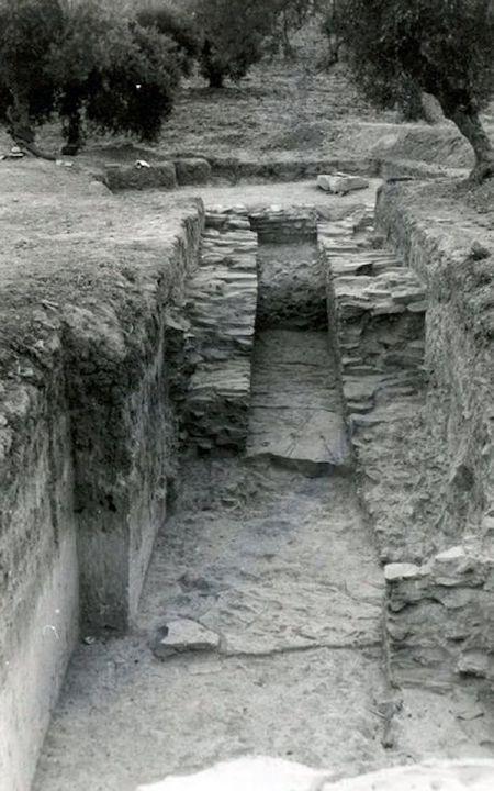 excavaciones la pastora 1963