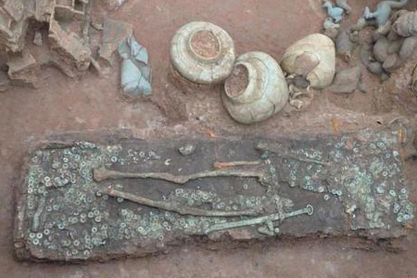 enterramiento antiguo china