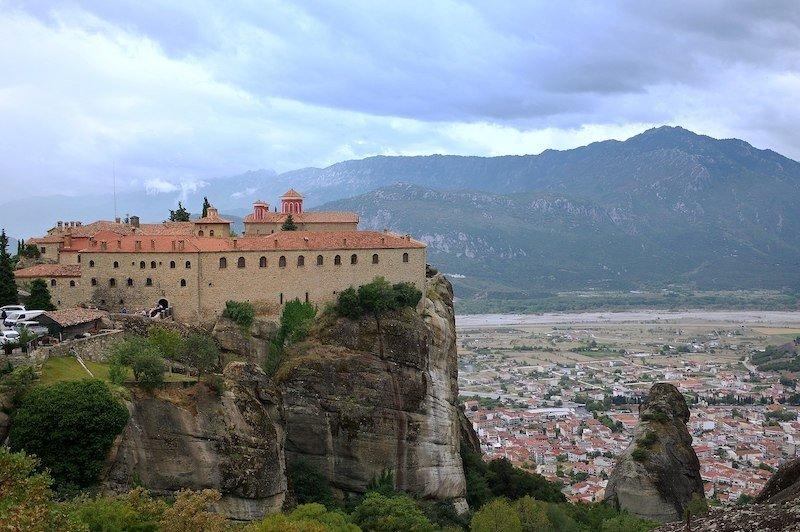 Agiou Stephanou monasterio meteora