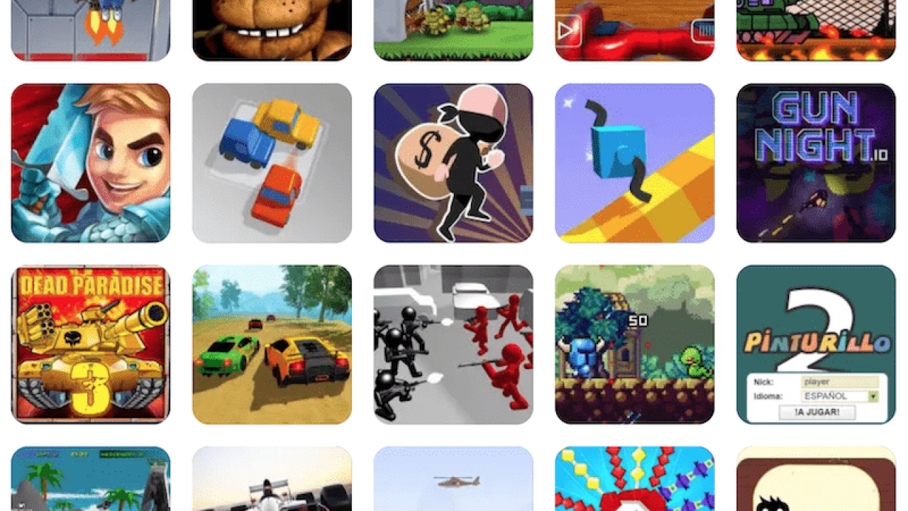 Los Mejores Juegos Friv Online Para Jugar Gratis Red Historia