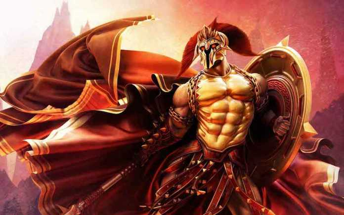ares dios de la guerra