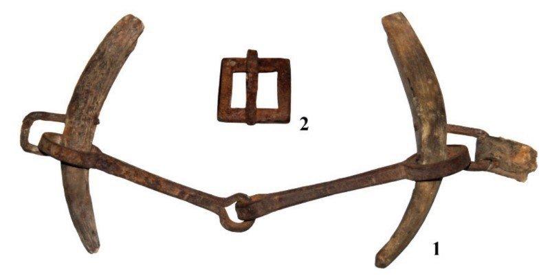 objetos arqueologicos mongolia