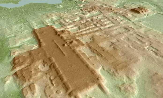 construccion maya mas antigua
