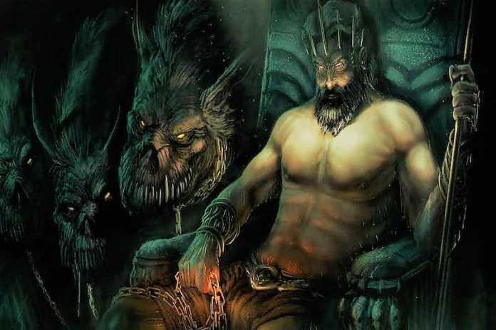 hades dios inframundo
