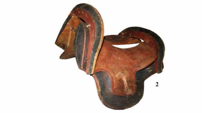 silla de montar mongolia