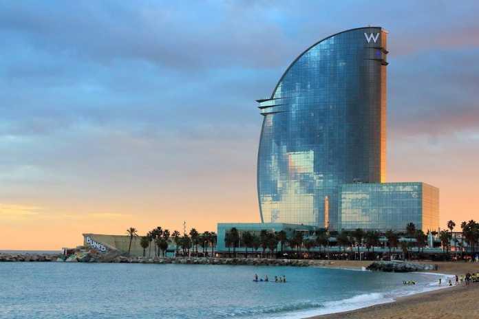 barcelona centro negocios