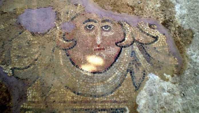 mosaico norte israel