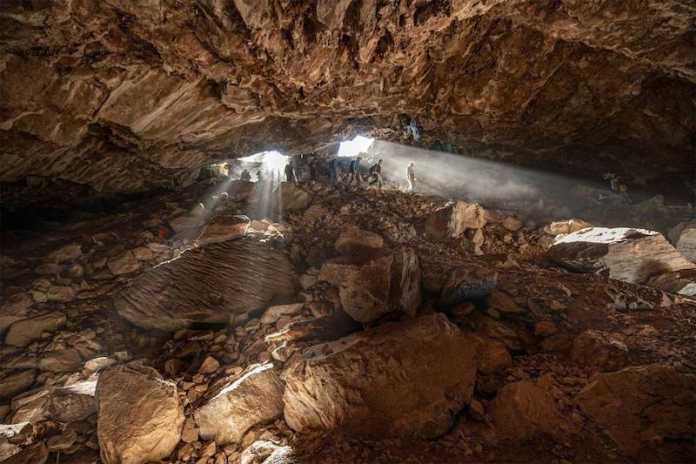 cueva chiquihuite mexico