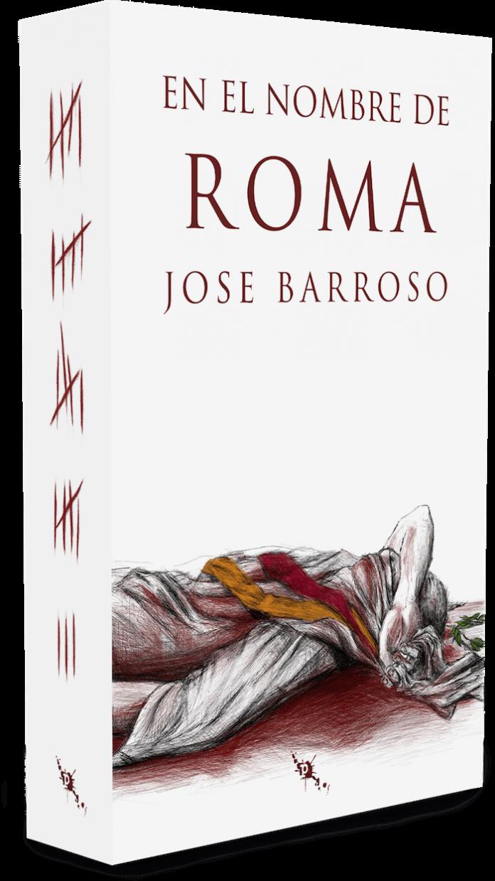 portada el nombre de roma